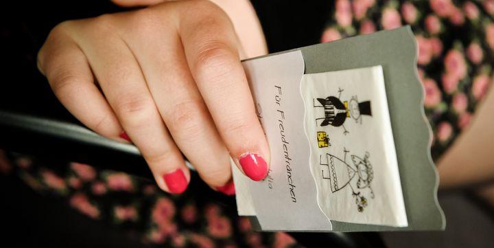 Cách mời cưới