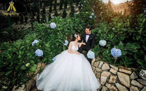 Dịch vụ chụp nảnh cưới Đà Nẵng giá rẻ - Hong Kong Wedding