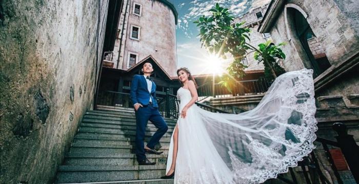 Top dịch vụ chụp ảnh cưới Đà Nẵng giá rẻ